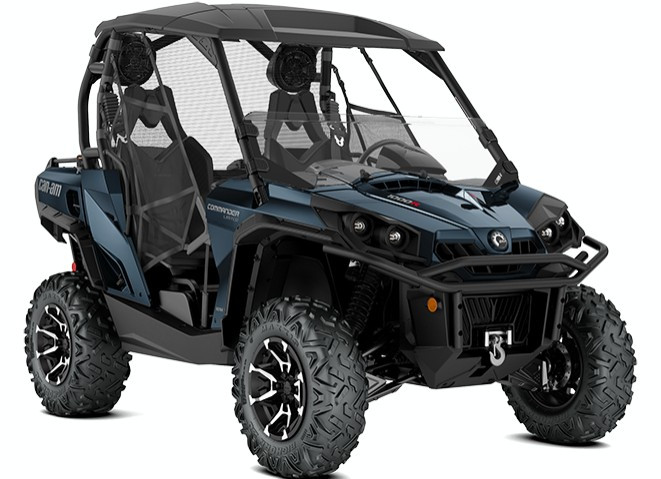 Can-Am Commander Limited 1000R '18 foto mare