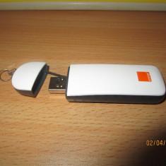 Modem 3G Icon+ Stick USB Option GI1515 Orange 14, 4Mbps