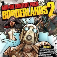 Borderlands 2 Add - On Content Pack - XBOX 360 [Second hand] - Jocuri Xbox 360, Shooting, 18+, Single player