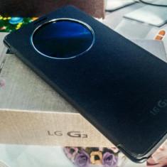 LG G3 - Telefon mobil LG G3, Negru, 16GB, Neblocat, 3 GB