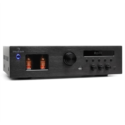 Auna Tube 65, HiFi amplificator, MP3, USB, 600 W foto