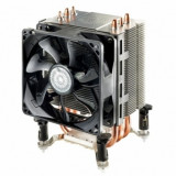 """COOLER CPU COOLER MASTER Hyper TX3 EVO, universal, soc. LGA 1366/115x/775/FMx/AMx, Al-Cu, 3* heatpipe, 135W """"RR-TX3E-22PK-R1"""" - Cooler PC"""