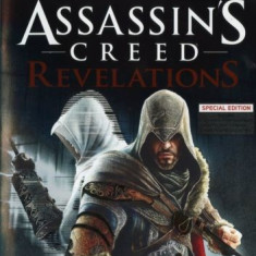 Assasin's Creed REVELATIONS  - XBOX 360  [Second hand], Actiune, 18+, Single player