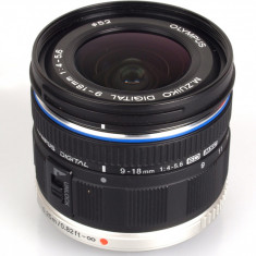 Olympus M.Zuiko Digital ED 9-18mm - Obiectiv mirrorless