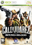 Call of Juarez - Bound in blood  - XBOX 360 [Second hand], Shooting, 16+, Single player