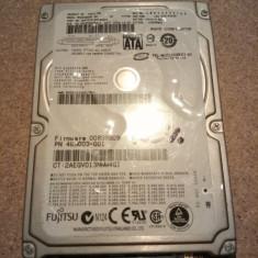 Hard Disk / HDD SATA FUJITSU 320GB 100% HEALTH Laptop - HDD laptop Fujitsu, 300-499 GB, Rotatii: 5400