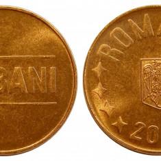 ROMANIA 5 BANI 2006 UNC NECIRCULATA CU LUCIU DE BATERE DIN FISIC - Moneda Romania, Cupru-Nichel