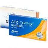 Alcon / Ciba Vision Air Optix Night & Day Aqua lunare 3 lentile / cutie