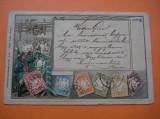 CARTE POSTALA CIRCULATA TIMISOARA 1906