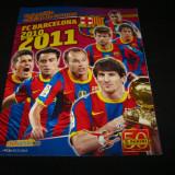 Album PANINI FC Barcelona 2010/2011 Complet