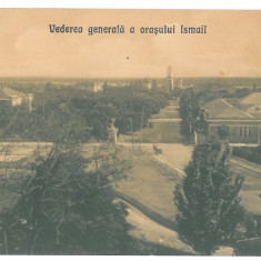 2540 - Dobrogea, ISMAIL - old postcard - unused - Carte Postala Dobrogea dupa 1918, Necirculata, Printata