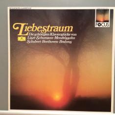Liszt/Brahms/Mendelssohn/Schubert- Love Dream(1987/Polydor/RFG)- VINIL/Impecabil - Muzica Clasica deutsche harmonia mundi