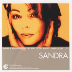 SANDRA Essential (cd) - Muzica Dance