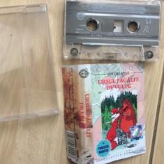Ursul pacalit de vulpe ion creanga caseta audio poveste pentru copii roton - Muzica pentru copii roton, Casete audio
