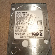 Hard Disk / HDD SATA TOSHIBA 320GB 100% HEALTH Laptop - HDD laptop Toshiba, 300-499 GB, Rotatii: 5400