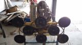 Dispozitive cu Ventuze manipulare Coli  Geam RBB