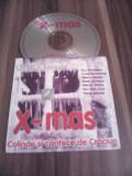 CD X-MAS COLINDE SI CANTECE DE CRACIUN MUZICA DE COLECTIE UNICA MUSIC