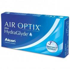 Alcon / Ciba Vision Lentile contact Air Optix plus HydraGlyde 6 lentile / cutie