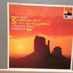 Dvorak - Symphony no 9 - dir.R.KUBELIK (1987/Polydor/RFG)- disc VINIL/Impecabil - Muzica Clasica deutsche harmonia mundi
