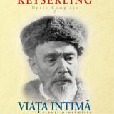 Viața Intimă Hermann Keyserling Ed. Sens 2017 broșata Fs - Filosofie