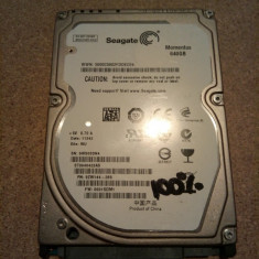 Hard Disk / HDD SATA SEAGATE MOMENTUS 640GB 100% HEALTH Laptop - HDD laptop Seagate, 500-999 GB, Rotatii: 5400