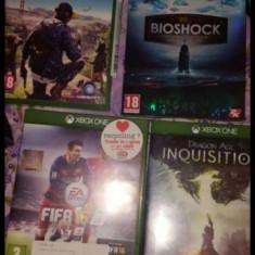 Xbox One Microsoft+ jocuri