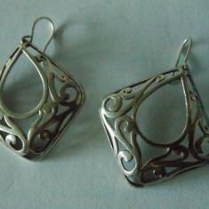 Cercei argint vintage -2156