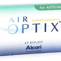 Lentile Alcon / Ciba Vision Air Optix for Astigmatism lunare 3 lentile / cutie