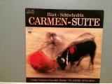 BIZET - CARMEN-SUITE - dir.W.Spiwakow(1985/Decca rec/RFG) - disc VINIL/Impecabil, decca classics