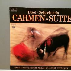 BIZET - CARMEN-SUITE - dir.W.Spiwakow(1985/Decca rec/RFG) - disc VINIL/Impecabil - Muzica Clasica decca classics