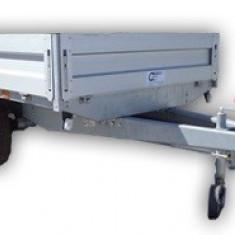 Repo Cargo CMA SSD 3016/20 - Remorca
