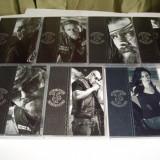 Sons of Anarchy- Fii anarhiei 2008- 7 SEZOANE, DVD, Drama, Romana