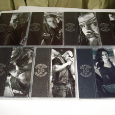 Sons of Anarchy- Fii anarhiei 2008- 7 SEZOANE, DVD, Drama, Romana