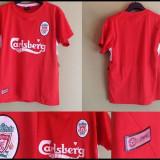 Tricou de fotbal Liverpool pentru copii - Echipament fotbal, Marime: One size