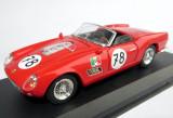 ART Model Ferrari 250 California competizione ( No.78 ) Nurburgring 1960   1:43