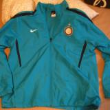 Bluza trening originala Nike INTER MILANO - Trening barbati, Marime: XL, Culoare: Din imagine