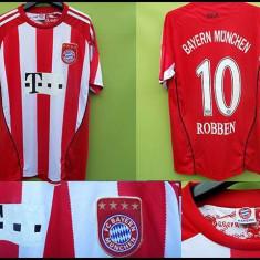Tricou de fotbal Bayern Munchen - Robben - Echipament fotbal, Marime: L