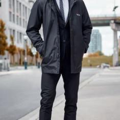 Geaca iarna barbati business Elevate Lexington XL - Geaca barbati, Culoare: Negru, Poliester