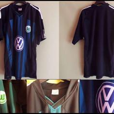 Tricou Fotbal Original Wolfsburg - Marimea XL - Echipament fotbal