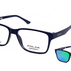Rame ochelari de vedere barbati Polar CLIP-ON 403 | 20/C, Rama intreaga