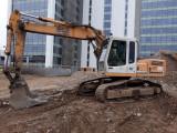 Excavator Liebherr R902, PilotOn