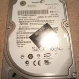 Hard-disk / HDD SEAGATE MOMENTUS 250GB ST9250827AS Defect - Sectoare realocate - HDD laptop Seagate, 200-299 GB, SATA