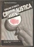 Emilian Stancu-Criminalistica