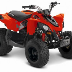 Can-Am DS 90 2018 - Quad