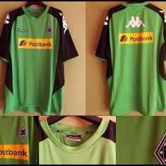 Tricou Fotbal Original Borussia Mönchengladbach - Kappa - Marimea XL - Echipament fotbal