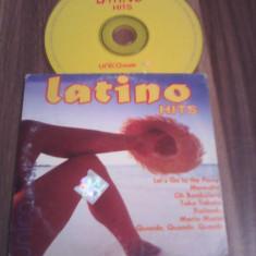 CD LATINO HITS MUZICA DE COLECTIE UNICA MUSIC RARITATE!!!! - Muzica Latino