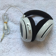 Căști SteelSeries Neckband - Casca PC Steelseries, Casti cu microfon, Analog