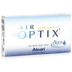 Lentile lunare Alcon / Ciba Vision Air Optix Aqua 6 lentile/cutie