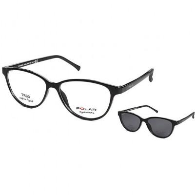Rame ochelari de vedere dama Polar CLIP-ON 404 | 77 foto