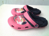 Lightning Mcqueen Cars Disney / papuci crocs copii mar. 31 - 32, 31.5, Din imagine